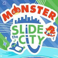 Monster Slide the City