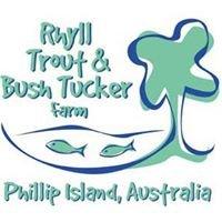 Rhyll Trout & Bush Tucker Farm
