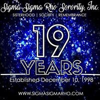 ΣΣP: Sigma Sigma Rho Sorority, Inc. - Alpha Chapter