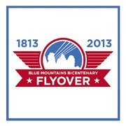 Blue Mountains Bicentenary Flyover - May 25