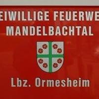 Feuerwehr Ormesheim