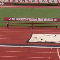 University of Alabama track and field complex