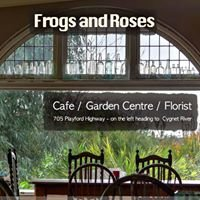 Frogs & Roses Garden Center