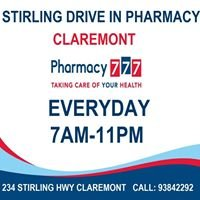 Stirling Drive In Pharmacy 777 Claremont