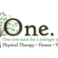 One. Physical Therapy, Fitness and Wellness
