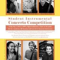 Music Division @ Seattle University