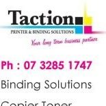 Taction Printer & Binding Solutions