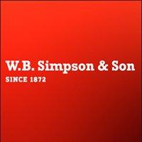 W. B. Simpson & Son