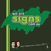 We Are Signs