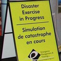 Emergency Management & Training Inc.