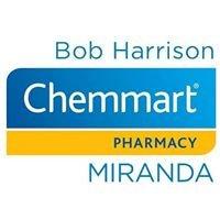 Bob Harrison Chemmart Pharmacy Miranda
