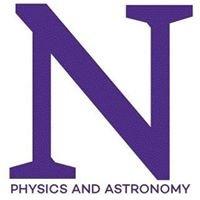 Department of Physics and Astronomy, Northwestern University
