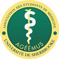 Association étudiante en médecine de l'Université de Sherbrooke - Agéémus