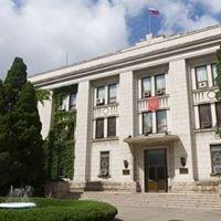 Посольство России в КНДР / Russian Embassy in the DPRK