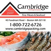 Cambridge Packing: Fine Meats and Seafood