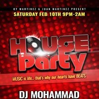 HOUSE PARTY at Powerhouse SF