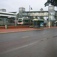 Bassendean railway station