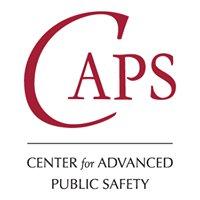 Center for Advanced Public Safety, University of Alabama
