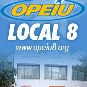 OPEIU Local 8