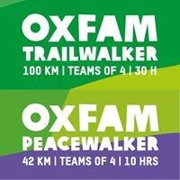 Oxfam Trailwalker & Oxfam Peacewalker Belgium