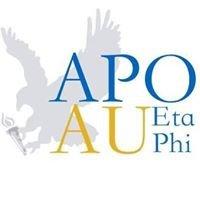 Alpha Phi Omega (ΑΦΩ) - Eta Phi Chapter at American University