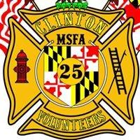 Clinton Volunteer Fire Department, Inc.