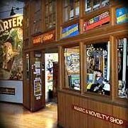 Market Magic & Novelty Shop located in the Pike Place Market for 46 years