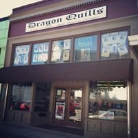 Dragon Quills Comic Books