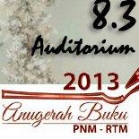 Anugerah Buku Pnm-Rtm 2013