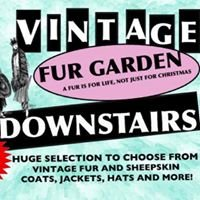 The Vintage Fur Garden