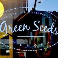 Green Seeds Cafe, Temora
