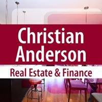 Christian Anderson, Realtor Washington, DC & Maryland