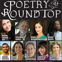 Poetry at Round Top: A Literary Festival
