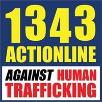1343 Actionline Against Human Trafficking
