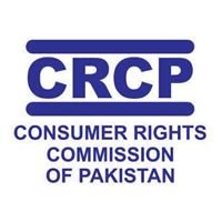 Consumer Rights Commission of Pakistan - CRCP