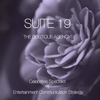 SUITE 19 The Boutique Agency Celebrities Specialist