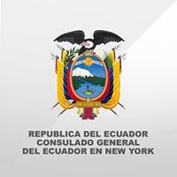 Consulado General del Ecuador en Nueva York