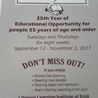 Lifelong Learning Institute of Enid