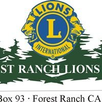 Forest Ranch Lions Club