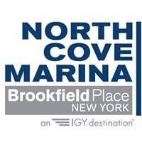 North Cove Marina at Brookfield Place