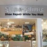 Brea mall shoe repair( the shoe clinic )