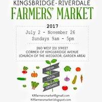 Kingsbridge-Riverdale Farmers' Market