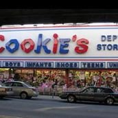 Cookie's the Kid's Department Store on Westchester Avenue