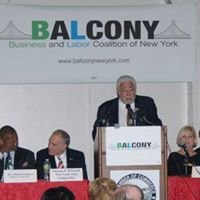 Balcony - Business and Labor Coalition of New York.