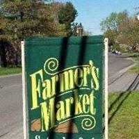 Upper Union Street Farmers Market