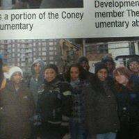 Coney Island Generation Gap
