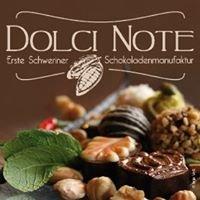 Dolci Note - Erste Schweriner Schokoladenmanufaktur