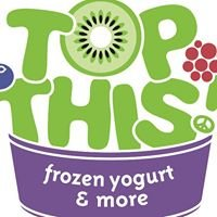 Top This!! (Peace Sign) Frozen Yogurt and More