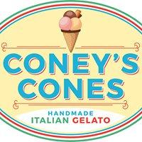 Coney's Cones : Gelato & Sorbet