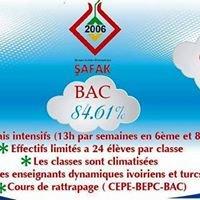 Groupe Scolaire International ŞAFAK